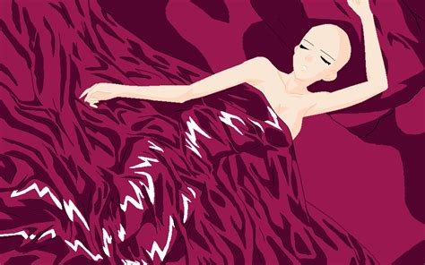 Rosario Vampire Inner Moka Base Bed By Heroheart001 On
