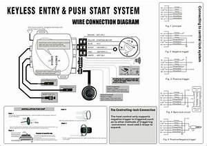 Car Alarm System Keyless Entry Engine Start Alarm System