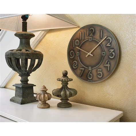 bulova frank lloyd wright clock bulova 12 in frank lloyd wright wall clock c3333 the 7994