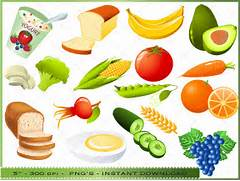 Healthy Eating Clipart...