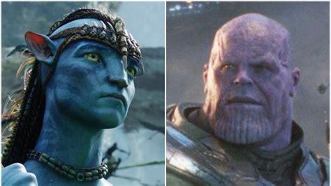 avengers endgame  avatar box office marvel epic
