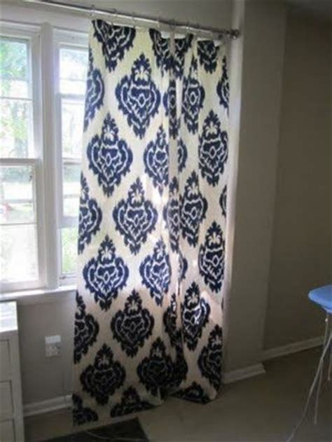 blue ikat curtains for the home juxtapost
