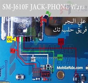 Samsung Galaxy J6  J610f Charging Problem Solution Usb Ways