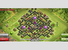 Inilah Top Clash of Clans Base Designs TH 6 sampai TH 10