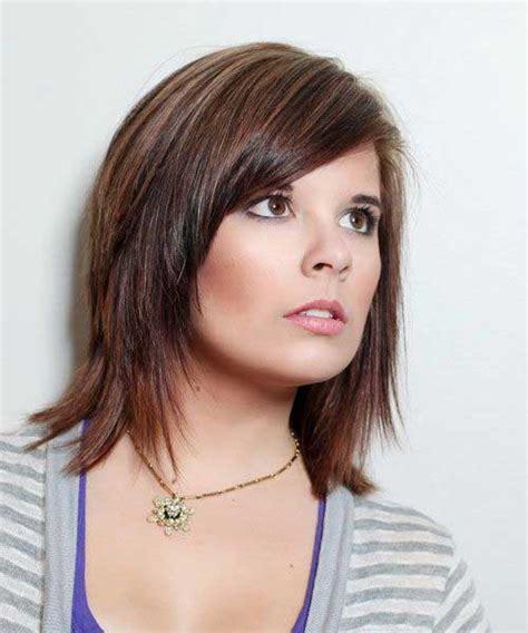 layered shoulder length haircut 15 thick medium length hairstyles hairstyles haircuts