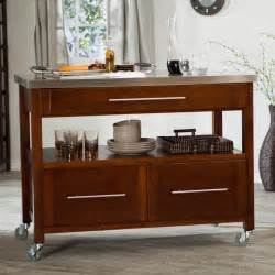 Movable Island For Kitchen 10 Types Of Small Kitchen Islands On Wheels