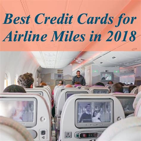 Best for american airlines, best for gas: Best Credit Cards for Airline Miles in 2018! #bradsdeals #creditcards #airlinemiles #travelhack ...