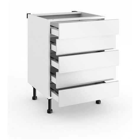 alno cuisines meuble de cuisine bas avec 5 tiroirs cuisine