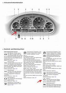 Kontrollleuchten Bmw E46 Warnleuchten Ki Cockpit Warnleuchten Bmw