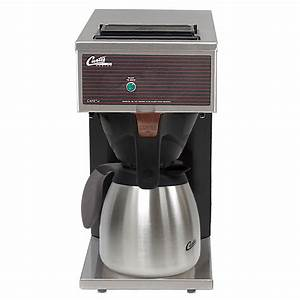 Curtis Cafe0pp10a000 Airpot Pourover Coffee Brewer W    1