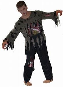 Halloween Skelett Kostüm : zombie kost m halloween skelett kost m herren horror ~ Lizthompson.info Haus und Dekorationen
