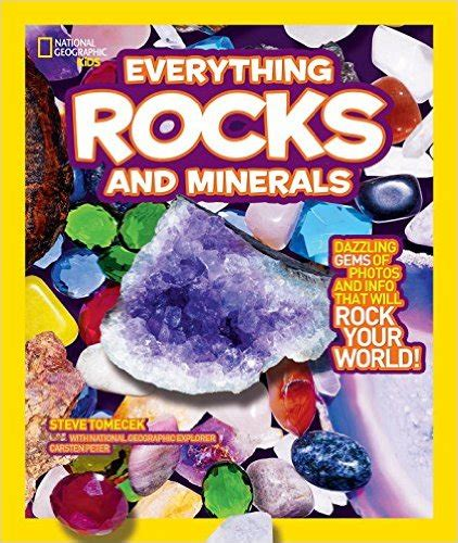 national geographic everything rocks and minerals