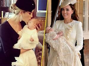 Tenue Femme Pour Bapteme : ivanka trump pour son bapt me son fiston rivalise en robe avec le prince george baby ~ Melissatoandfro.com Idées de Décoration