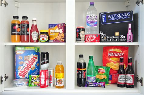 Cupboard Food by Junk Food Kitchen Cupboard Healthy Home Delivery Meals