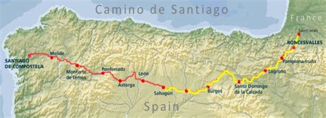 camino de santiago halfway point