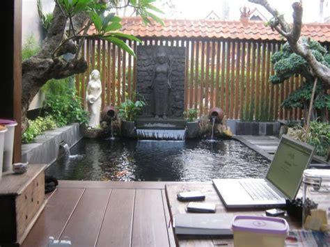 contoh contoh desain kolam ikan koi minimalis jasa hias