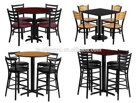 tables et chaises de restaurant d occasion chaise pour restaurant occasion beautiful tables