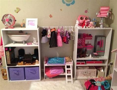 22 Brilliant American Girl Doll Storage Ideas