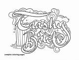 Coloring Pages Adult Sheets Sharpie Badass Garage Printable Bitch Trumpet Preschool Drawing Books Professional Unique Word Adults Colouring Sheet Critical sketch template