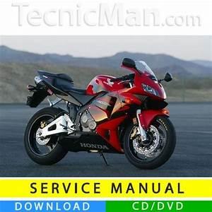 Cbr 600 F3 Service Manual Download