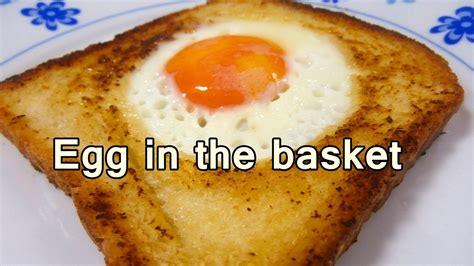 egg   basket tasty  easy food recipes