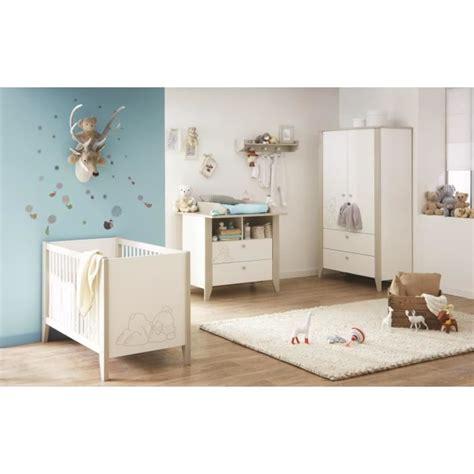 soldes chambre bebe complete ourson chambre bébé complète lit armoire commode
