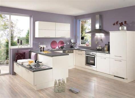 cuisine lavande et blanc photo 7 15 une ambiance