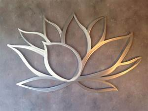 outdoor metal wall decor ideas With what kind of paint to use on kitchen cabinets for gold metal flower wall art