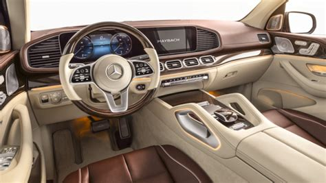 In the middle of 2020. Mercedes-Maybach GLS 600 SUV unveiled: Everything that you should know - Overdrive