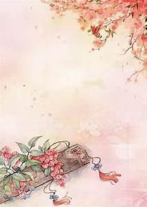 chinese style background, Chinese Style, Defoliation ...