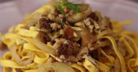 cote cuisine julie andrieu recettes tagliatelles à la sarde ma p 39 tite cuisine