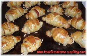 Mini Croissant Apéritif : mini croissants jambon fromage les d lices d 39 emma ~ Melissatoandfro.com Idées de Décoration