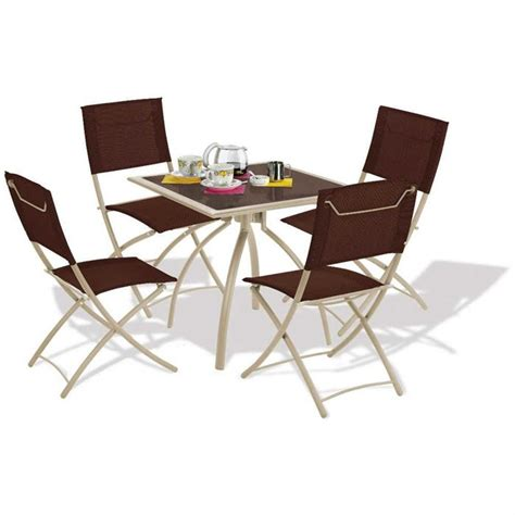 table 6 chaises pas cher table plus chaise de jardin pas cher advice for your