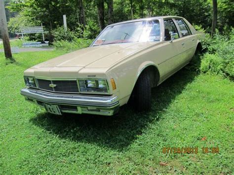 Find Used 1979 Chevrolet Impala Only 44,000 Miles!! In