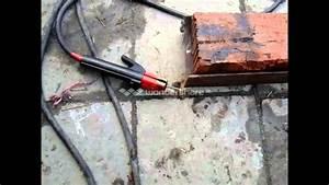 Obloukové svařování obalenou elektrodou