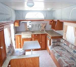 Caravan Interior @ ExplorOz Articles