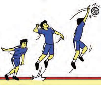 Dalam permainan bola voli ini seluruh pemain diharapkan bisa bermain secara kompak dan menguasai tekhnik bermain bola voli dengan baik agar bisa menciptakan sebuah tim yang handal. cara semash bola volly