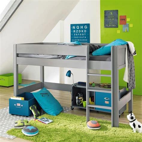 bureau petit garcon lit mezzanine enfant 25 belles idées gain d 39 espace