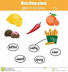 Jogo Educacional De Harmonização Das Crianças, Alimento Do ...