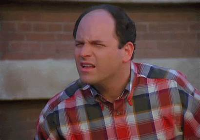 Gifs George Costanza Reaction Squint Omg Someone