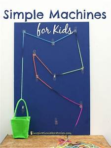 Simple Machines for Kids: Levers and Pulleys | For kids ...
