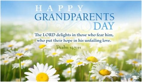 Free Grandparent's Day Cards Online