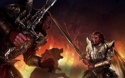 Magic Heroes Might Fantasy Evil Hero Wallpapers