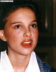 Actress Natalie Portman Young