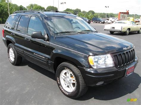 2000 jeep cherokee black 2000 black jeep grand cherokee limited 4x4 17408715