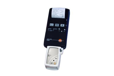 light testo climate measuring instrument testo 445 multi function