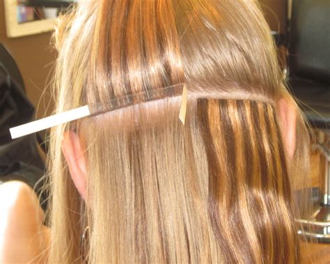 hair extensions sherri 39 s steps to style new hair trend