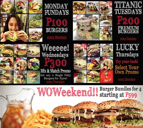 backyard burger menu backyard burgers march madness davao burgers at backyard