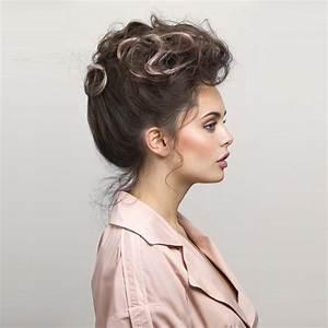 Coiffure Pour Noel : coiffure pour les fetes de noel ~ Nature-et-papiers.com Idées de Décoration