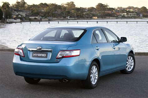 2010 Toyota Camry Hybrid by 2010 Toyota Camry Hybrid Photos Informations Articles
